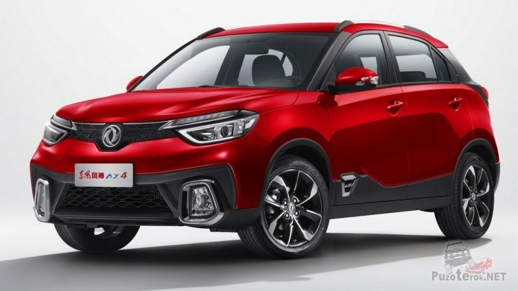 Dongfeng AX4 фото