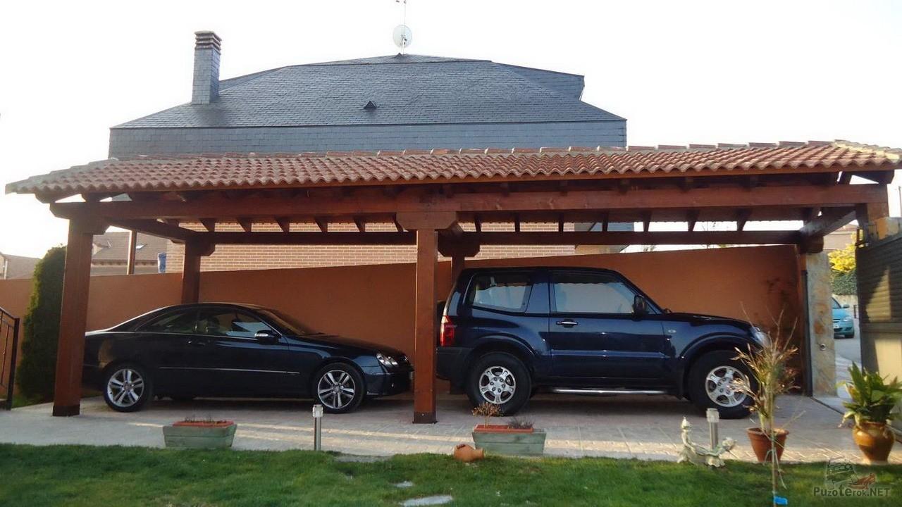 Два автомобиля в семье