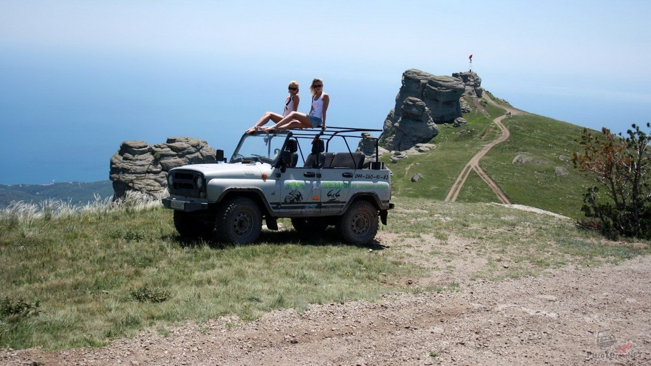 Джип-туры в Крыму