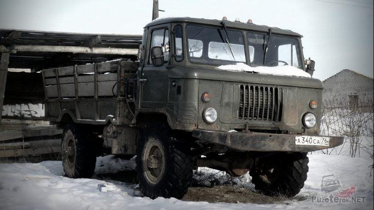 ГАЗ-66 купить на авито