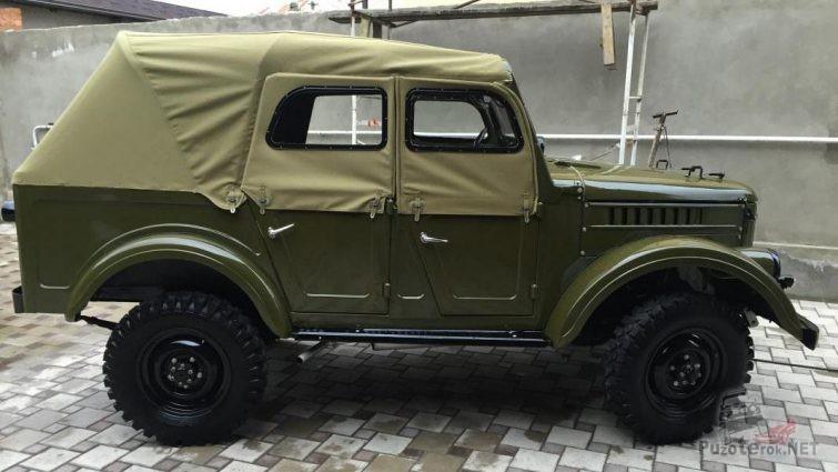ГАЗ-69 А купить на Авито
