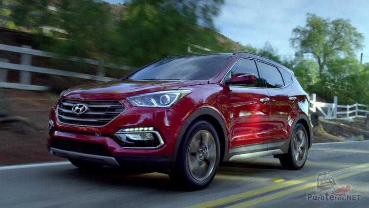 Hyundai Santa Fe 2018 фото