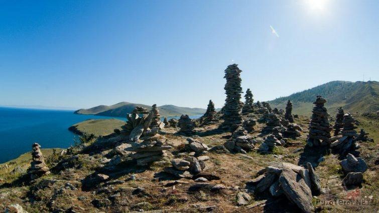 Камни Байкала