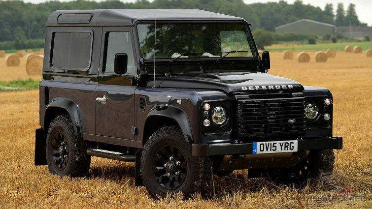 Короткий Land Rover Defender 90