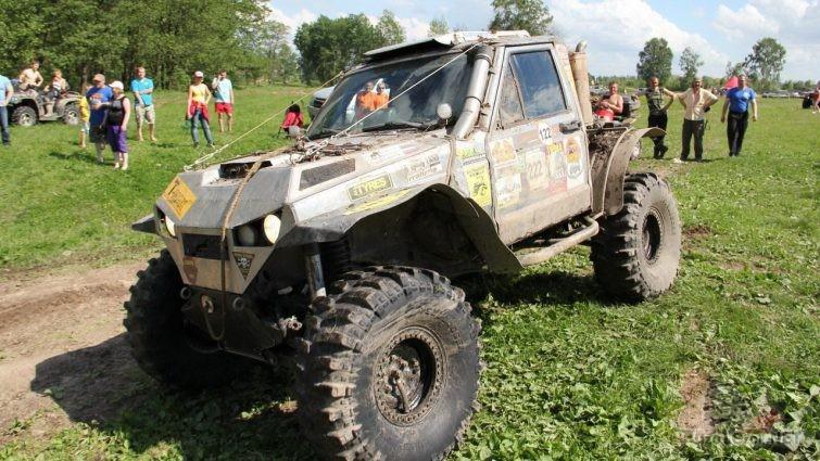 Котлета ТР3 из Jeep Cherokee