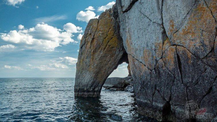 Красивые места Байкала