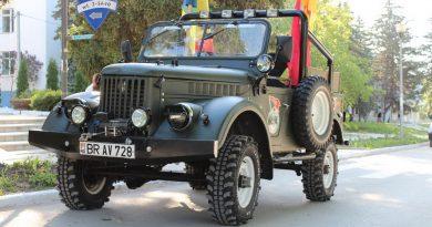 Крутой тюнинг ГАЗ-69