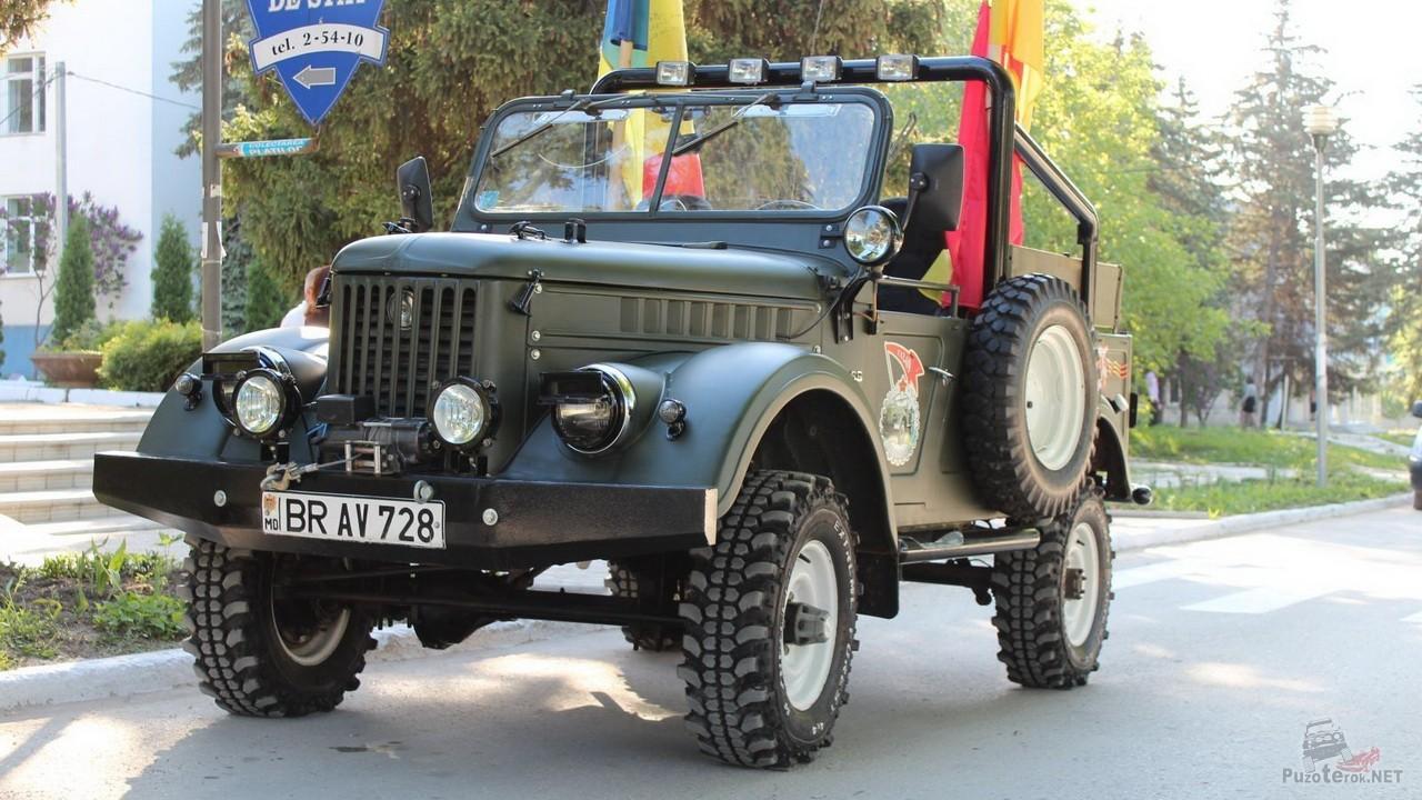 ГАЗ-69 (35 фото)