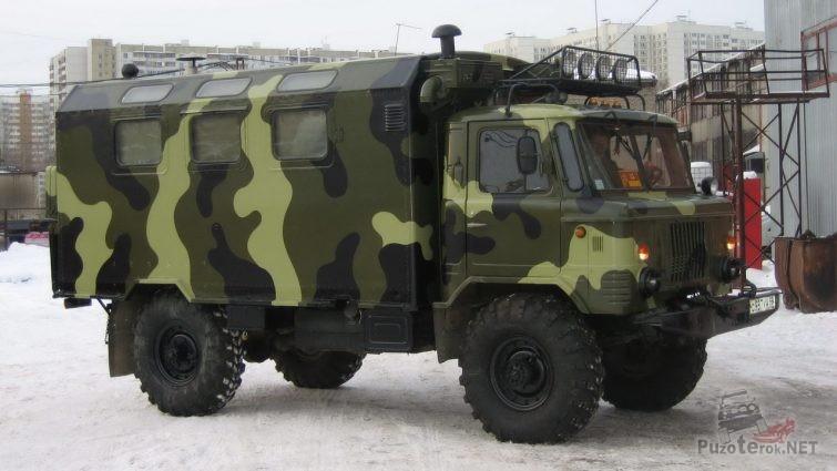 Купить ГАЗ-66 военный