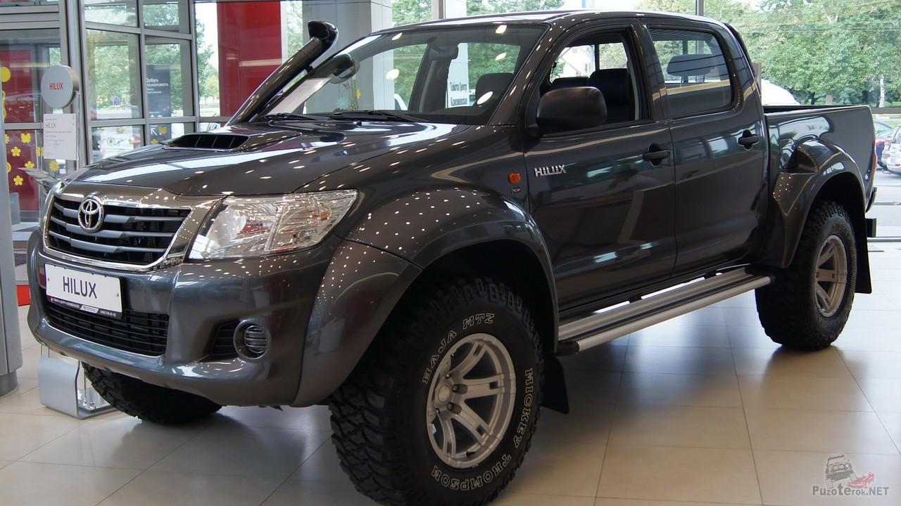 Toyota, hilux, nEW ( тюнинг