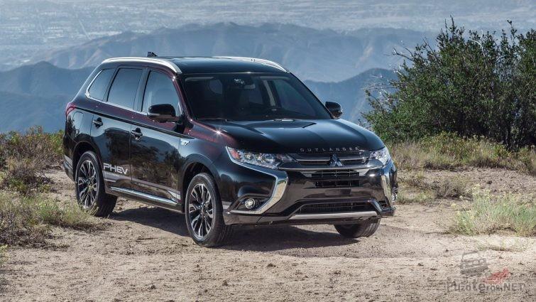 Mitsubishi Outlander 2018 фото