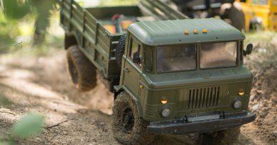 Модель ГАЗ-66
