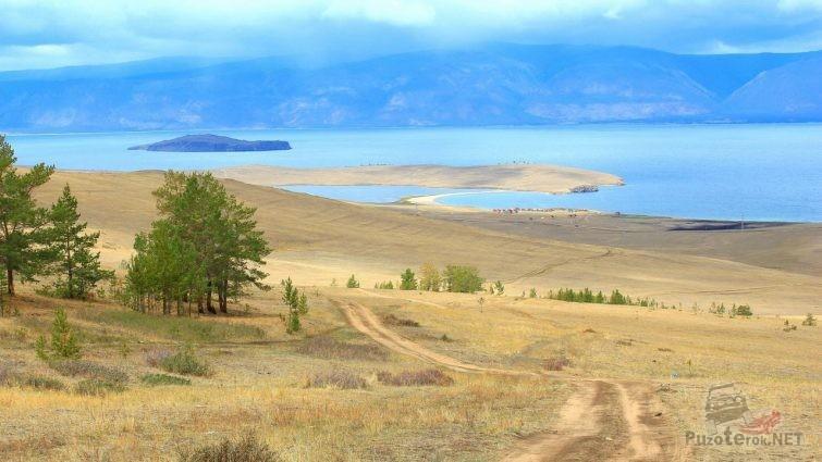 Озеро Ханхой на Ольхоне