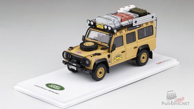 Подарочная модель Land Rover Defender