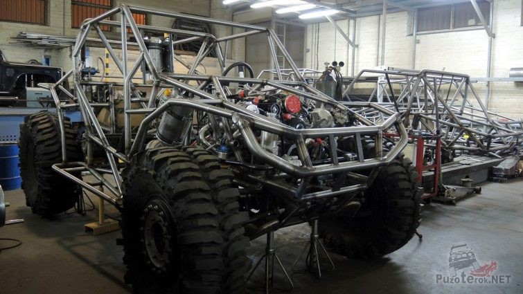 Производство прототипов ТР3