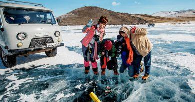 Путешествие по Байкалу на автомобиле