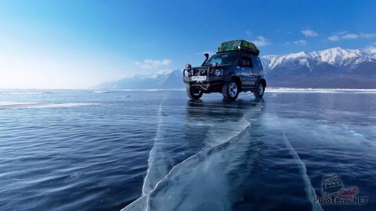 Путешествие по Байкалу на внедорожнике