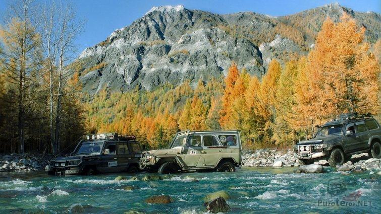 Путешествие по тайге вокруг Байкала