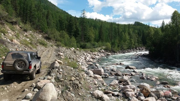 Путешествие вокруг Байкала