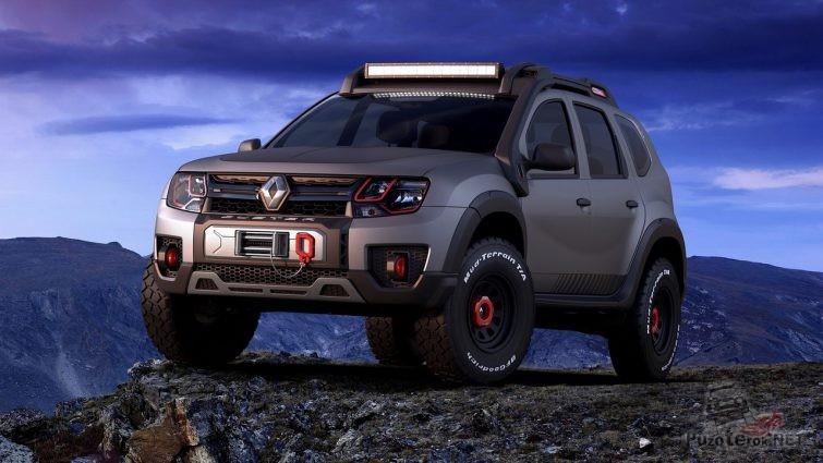Renault Duster экстрим