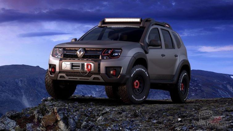 Renault Duster экстрим бля бездорожья