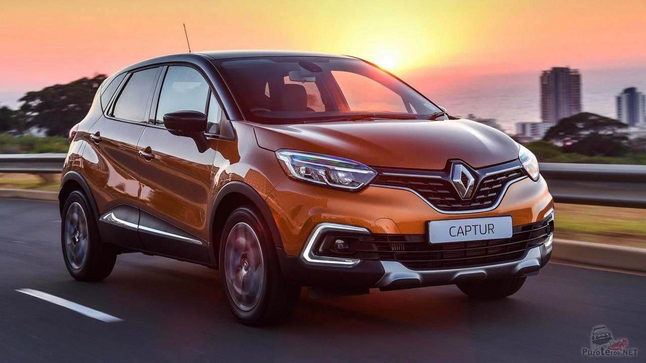 Renault Kaptur 2018 цена