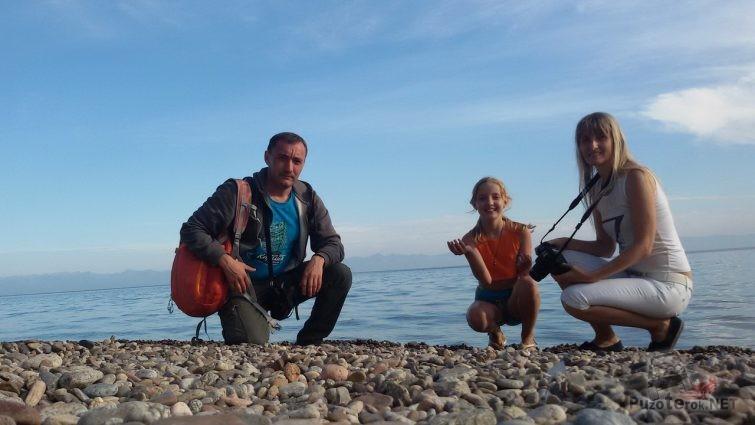 Семейное путешествие по Байкалу