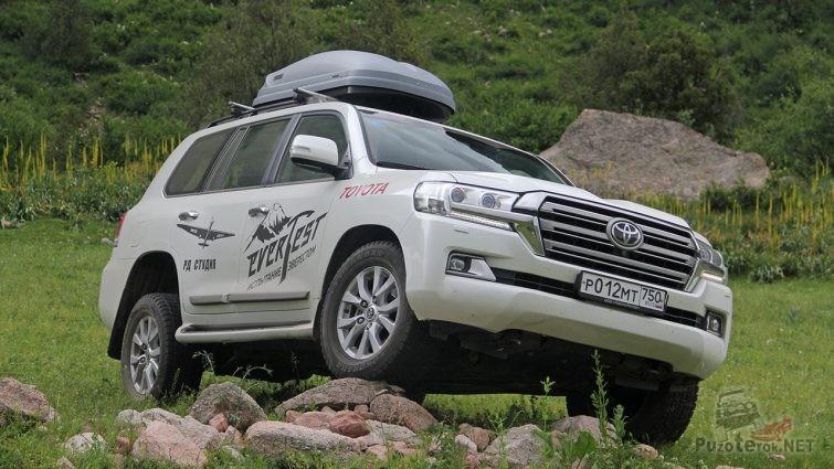 Toyota Land Cruiser 200 Экспедиция