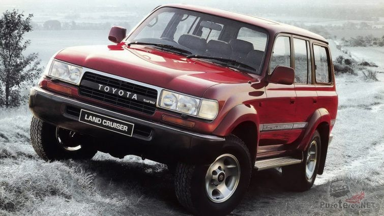 Toyota Land Cruiser 80 VX