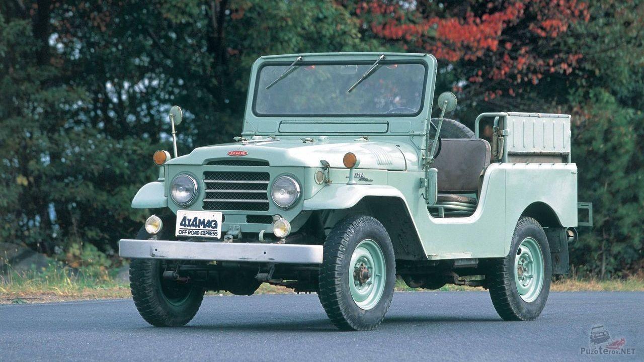 Toyota Land Cruiser BJ20