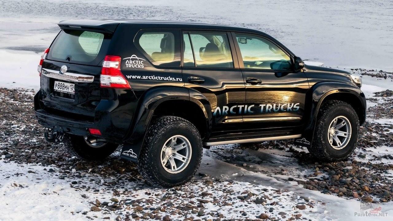 Toyota Land Cruiser Prado Arctic Trucks