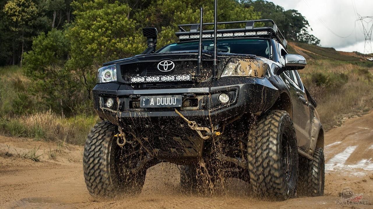 Тюнинг Toyota Hilux