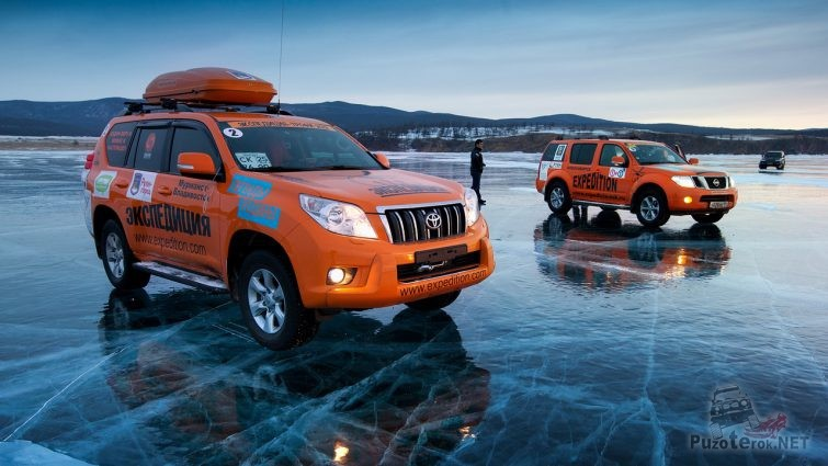 Внедорожная экспедиция Байкал