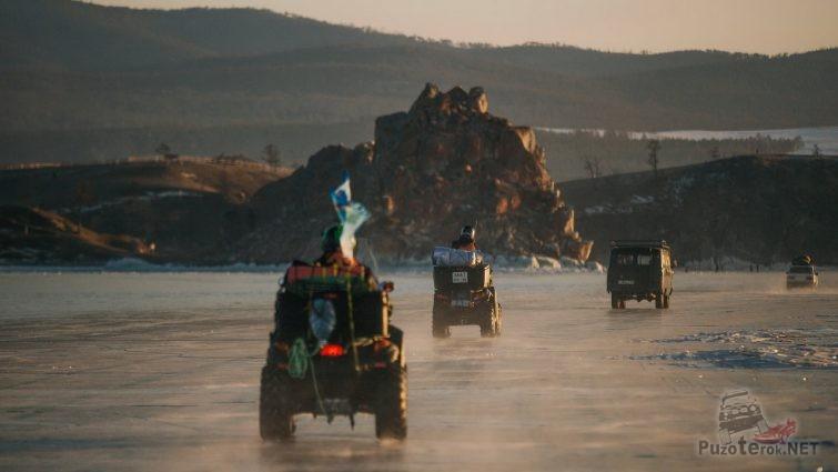 Внедорожная экспедиция на Байкал