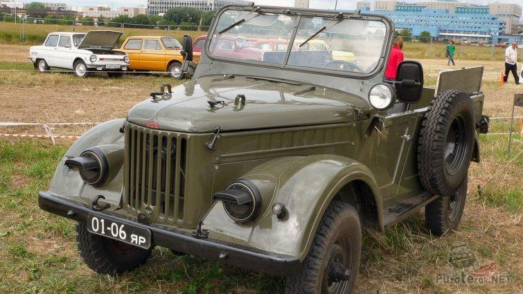 Военный ГАЗ-69 с консервации продажа
