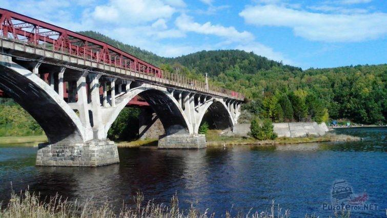 Железнодорожный мост КБЖД