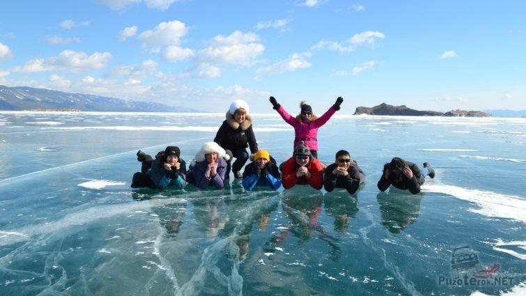 Зимние экскурсии на Байкале