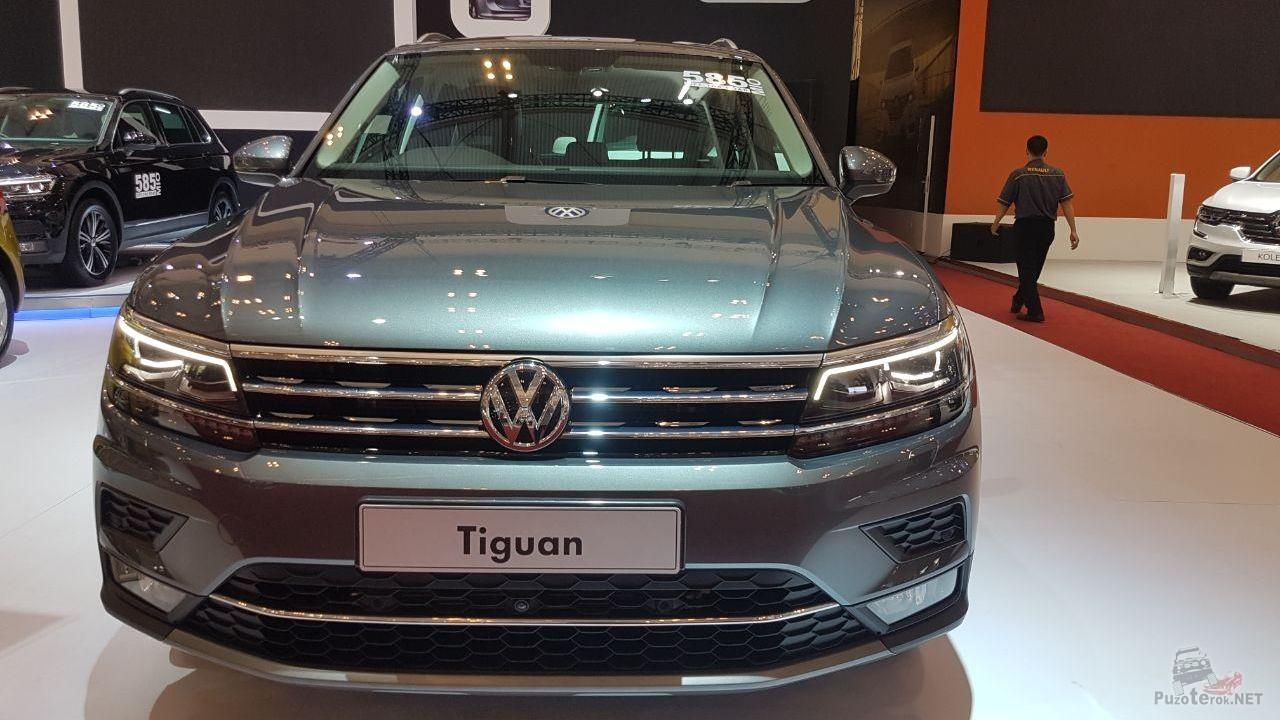 Новый Tiguan 2018