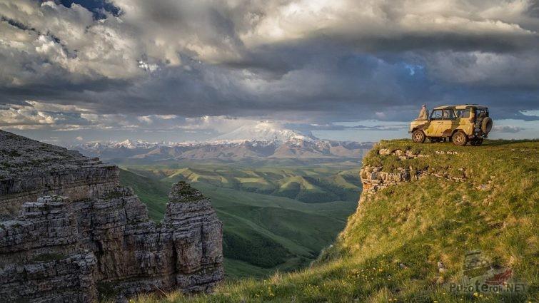 Джип-туры на плато Бермамыт