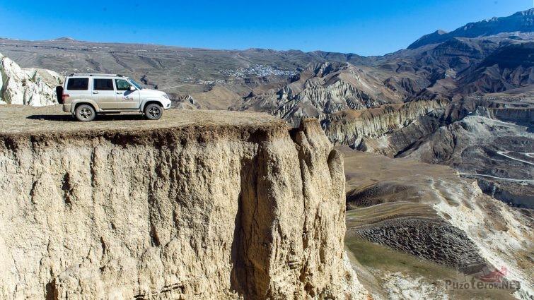 Путешествие по Кавказу на внедорожнике УАЗ Патриот