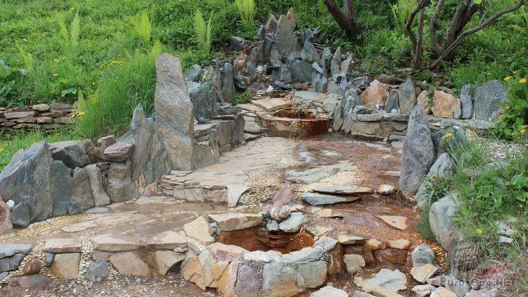 Радоновые ванны в Джилы-Су