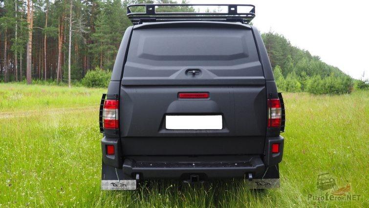 УАЗ Пикап с защитой задних фар