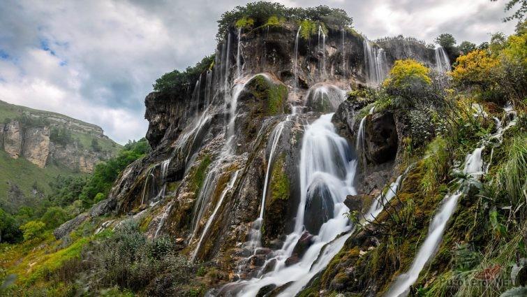 Водопад Царская Корона