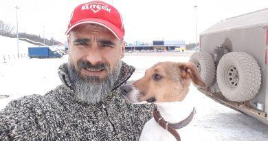 Автопутешественник и блогер Руслан Внедорожный