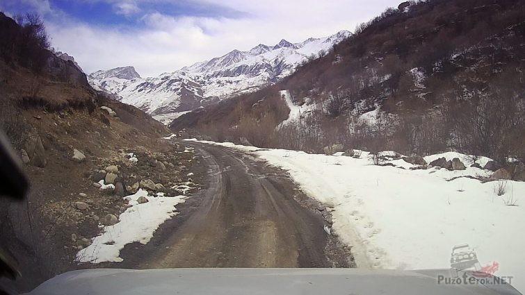 Кабардино-Балкария ищем место под лагерь в горах