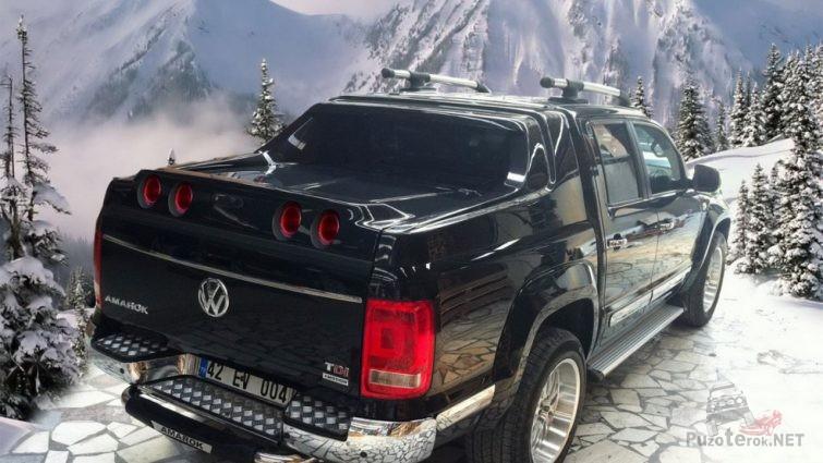 Стильная крышка кузова Volkswagen Amarok