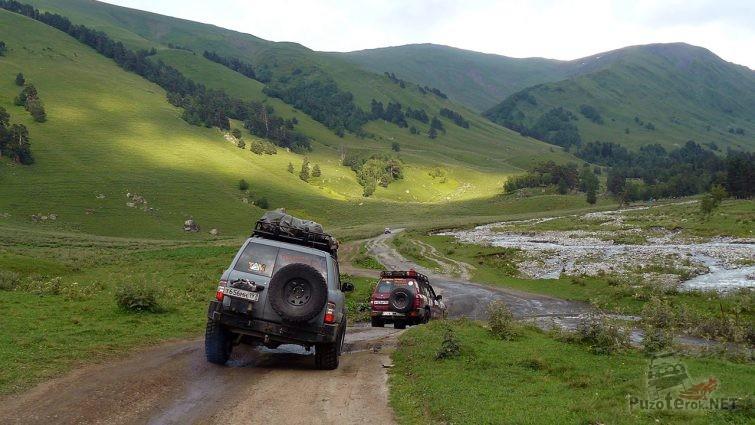 Джип-тур по Северному Кавказу