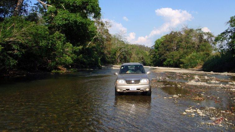 Джиппинг по горным рекам Коста Рики