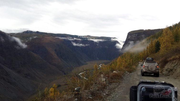 Джиппинг в горах Алтая