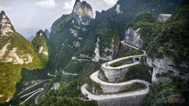 Самое красивое в Восточной Европе и самое опасное в мире Трансфэгэрашское шоссе